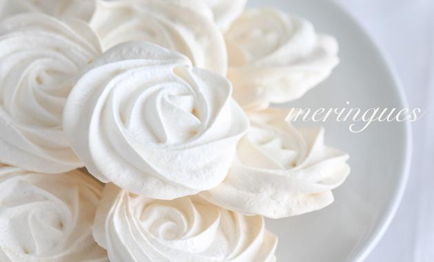 delicious meringues